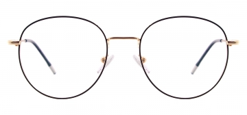 Round Vintage Spectacles